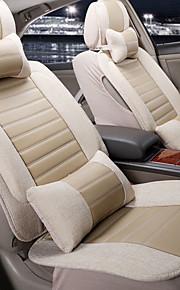 cubierta de asiento de coche de lujo de la moda del asiento se ajusta protector universal de fundas de asiento con sistema de la