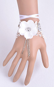 Wedding Flowers Hand-tied Roses Wrist Corsages Bracelet Jewelry