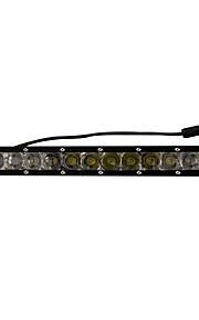1stk bedste belysning mønster 23 '' 60W Cree LED lys bar for grill installation på lastbil SUV 4x4