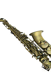 Green Bronze Inferior Smooth Alto Saxophone Tianjin Sachs Intonation Tone