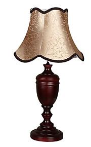 テーブルランプ-LED / 目の保護-現代風 / 伝統風/クラシック-ウッド/竹