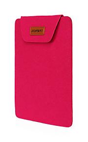fopati® 12inch laptop case / tas / hoes voor Lenovo / mac / samsung paars / blauw / rood / oranje / roze / grijs