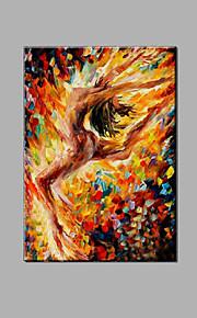 sexy nude nainen seinälle sisustus käsinmaalattu öljymaalaus valmis roikkua kehyksineen