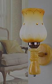 LED Væg Lamper,Moderne/samtidig E26/E27 Træ/bambus
