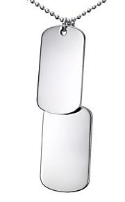 Silber Anhänger Alltag / Normal 1 Set Schmuck