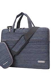 fopati® 11inch laptop case / tas / hoes voor Lenovo / mac / samsung bruin / grijs / blauw