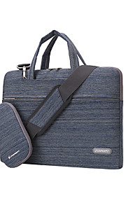 fopati® 11inch laptop case / taske / etui til lenovo / mac / samsung brun / grå / blå