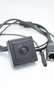 960p mini ip kamera sikkerhed kamera 1,3 megapixel h.264 p2p support 32g TF kort ip / netværk ip cam til 2,8 mm linse