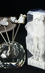 I do, I do Hors D'oeuvre Fruit Picks Practical Wedding Favors