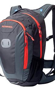 18 L mochila Acampada y Senderismo / Ciclismo Al Aire Libre Cremallera a prueba de agua / A Prueba de Humedad / A Prueba de Golpes