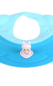 ajustable 안전 샴푸 샤워 캡 목욕 및 양산 아기 아이 아이 소프트 캡 모자를 보호