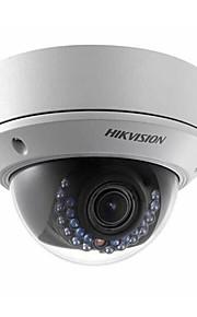 hikvision® ds-2cd2735f-er at erstatte ds-2cd2732f-er 3.0mp vari-fokal ip dome kamera med 2.7-12mm objektiv / PoE / SD-kort slot