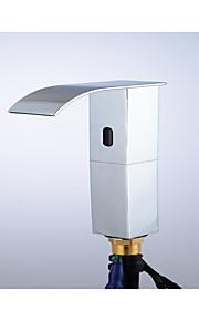 Moderne Basin Enkelt håndtag Et Hul in Krom Håndvasken vandhane