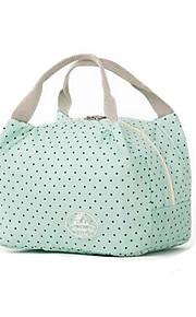 Portable Folding Fresh Keeping Cooler Bag Lunch Bag Fruit Seafood Steak Hot/Cold Thermal Insulation Bag Ice Pack