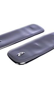 2 stk gummi Bag hjørne vagter protektor for bil biler