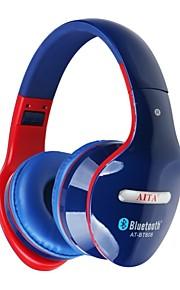 Aita bt808 opvouwbaar bluetooth stereo hoofdtelefoon Ondersteuning SD TF-fm-radio muziek en bellen