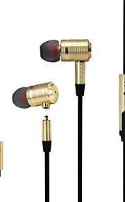Neutral produkt HXX-OY2 I Øret-Hovedtelefoner (I Ørekanalen)ForMedie Player/TabletWithLydstyrke Kontrol / Gaming / Sport /