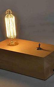 Skrivebordslamper Øjenbeskyttelse Moderne/samtidig Træ/bambus
