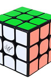 Кубики-головоломки IQ Cube Yongjun Три уровня Скорость Гладкая Speed Cube Магический кубик головоломка Радужный / черный увядает / Кот