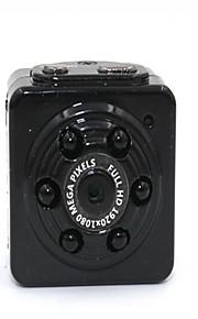 hyq9 webcam hd kamera mini dv med 6stk LED lys