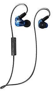 Moxpad X90 Trådløs hodetelefonForMedie Player/Tablet / MobiltelefonWithMed mikrofon / DJ / Lydstyrke Kontroll / Sport / Lyd-avbrytende /