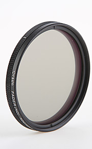 orsda® nd2-400 52mm / 55mm verstelbaar gecoat (16 layer) FMC-filter