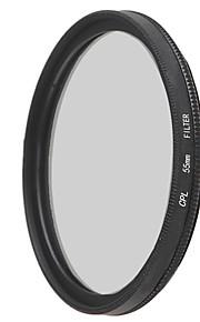emoblitz 55mm CPL cirkulære polarisator linse filter