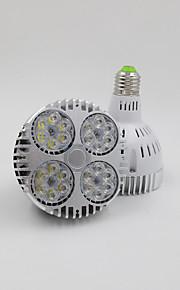 36W E26/E27 Ampoules Globe LED PAR30 24 SMD 3328 3200 lm Blanc Chaud / Blanc Froid / Blanc Naturel Décorative AC 85-265 V 1 pièce