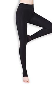 BONAS Women's Solid Color Thick Legging-S8183
