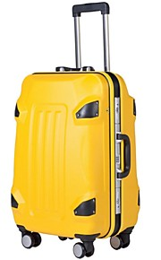 Unisex-Outdoor-PVC-Luggage-Green / Yellow / Brown / Silver