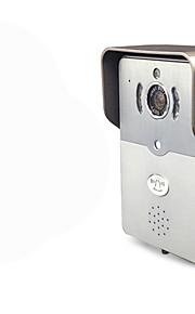 besteye® dbv01p smarte wifi video dørklokken HD720p ir nat lyd trådløst kamera for smart telefon pad