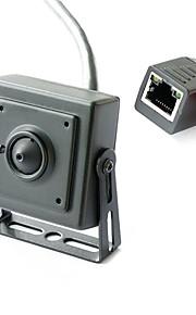 CCTV 1.0mp hd 720p mini sikkerhed ip netværk kamera overvågningskamera