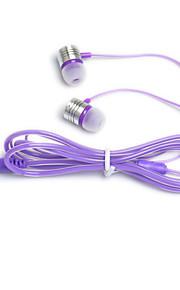 Er du sikker HL02 I Øret-Hovedtelefoner (I Ørekanalen)ForMedie Player/Tablet / ComputerWithDJ / Gaming / Sport / Hi-Fi