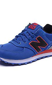 New Balance 574 Men's Sneaker Running Shoes  Gray / Royal Blue