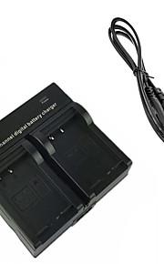 lpe17 digitale camera batterij dual oplader voor canon eos m3 750D 760D