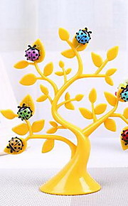 Tiere Wand-Sticker 3D Wand Sticker Dekorative Wand Sticker,塑料 Stoff Abziehbar Haus Dekoration Wandtattoo