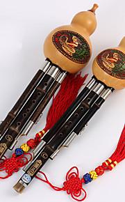 juguete música Bambú Bronce ocio Hobby juguete música