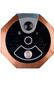 mato wifi dørklokken med indendørs dørklokke for iphone ios android system, mobiltelefon tablet hjem sikkerhed