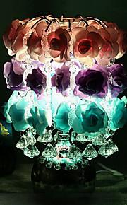 tricolor steg aroma olie induktion lampe vågelampe