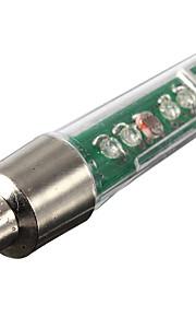 youoklight 7LED fietswiel ventiel band band dubbele betekenis geleid brief licht