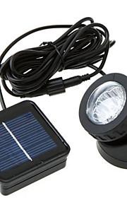 3W Soldrevne LED-lamper 300 lm Kold hvid DIP-LED Opladelig / Dekorativ / Vandtæt <5V V 1 stk