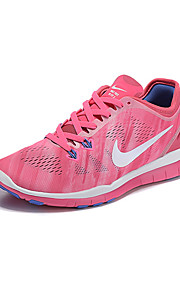 Nike Free TR 5.0 Women's Sneaker Running Shoes Tulle Pink / Red / Black and Red