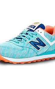 New Balance 574 Women's Sneaker Running Shoes Blue / Green / Pink / Gray