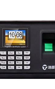 vingerafdruk ponsmachine kleurenscherm presentielijst machine usb vingerafdruk presentielijst machine gratis software