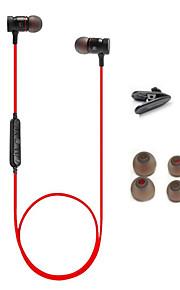 NT A920 Auriculares (Earbuds)ForReproductor Media/Tablet / Teléfono Móvil / ComputadorWithCon Micrófono / Control de volumen / Deportes /