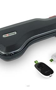 kompakt af bærbare taske med trådløs fjernbetjening til aibird uoplay 3 akse telefon kardanophænget stabilisator