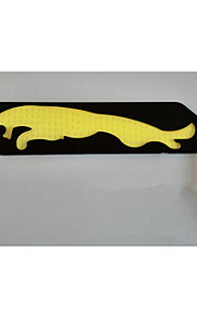 mazorca coche llevó la luz, el jaguar super luminoso mazorca impermeable de alta potencia, de propósito general (1 unidad)