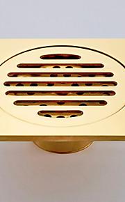 Gadget de Banheiro / Dourada / De Parede /10cm*10cm*5cm(3.9*3.9*1.95inch) /Latão / Liga de Zinco /Contemporâneo /10CM 10CM 0.3KG