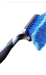 herramienta de limpieza de neumáticos de automóviles de limpieza del cepillo de neumáticos de automóviles suministros neumático cepillo de