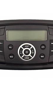 høj effekt vandtæt marine stereo receiver bluetooth audio mp3-afspiller lydsystem brug for ATV, UTV, motorcykel, yacht
